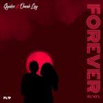 Gyakie Forever Remix artwork