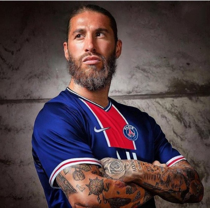 Sergio Ramos agree two-year contract with PSG after Madrid departure