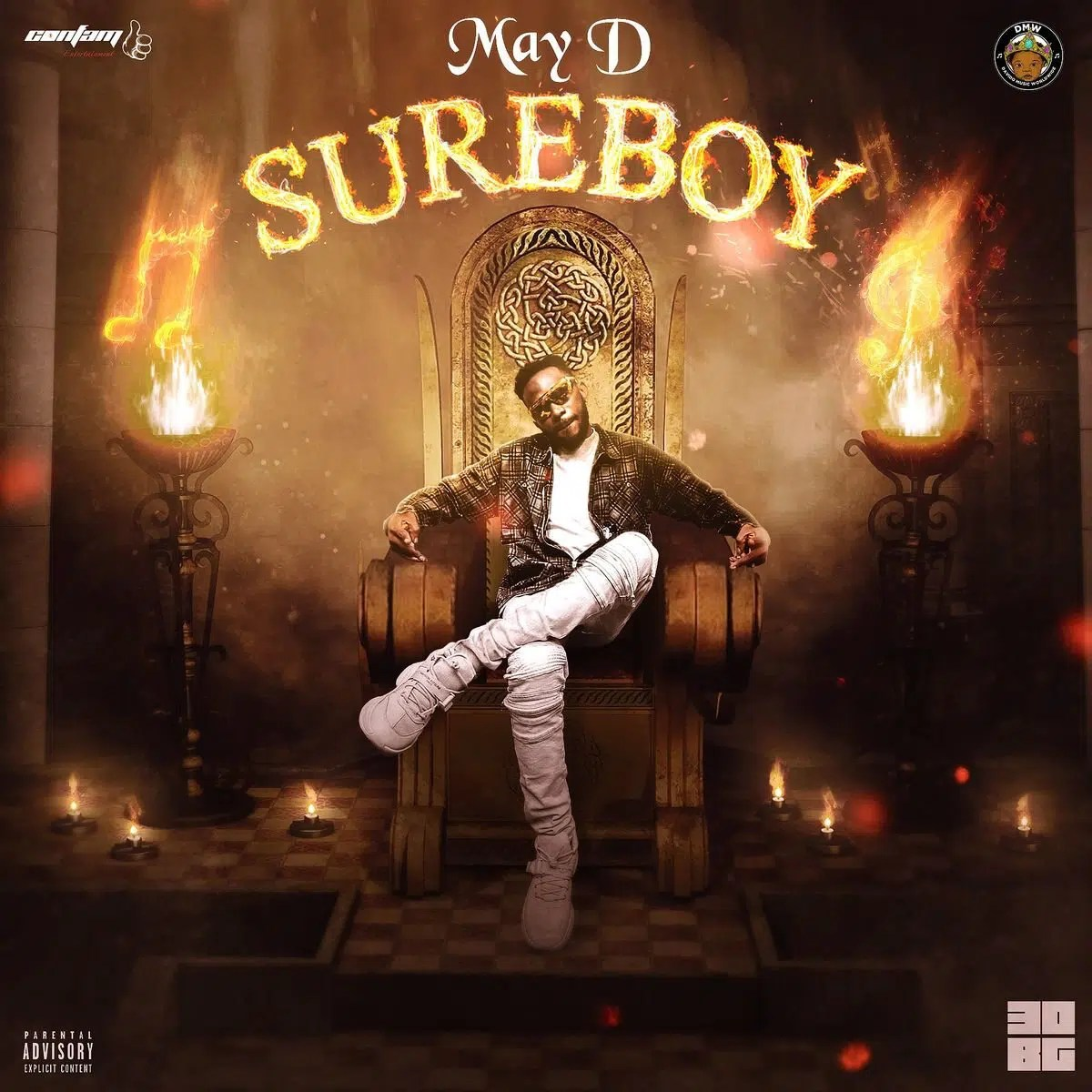 DOWNLOAD May D – By Force Ft. Peruzzi Mp3 – xclusiveloaded song